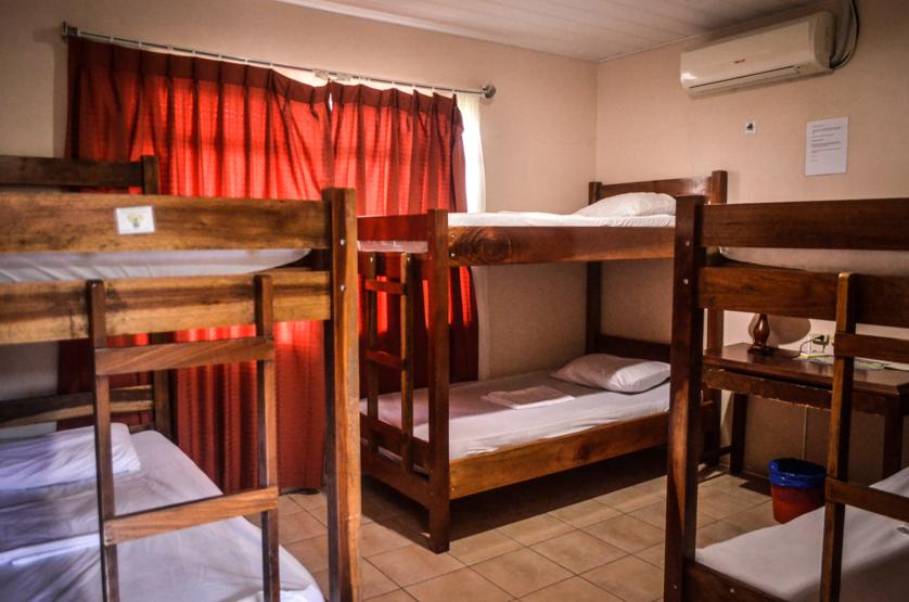 Arenal Volcano dorms