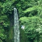 zip line-canopy tour in costa rica-arenal