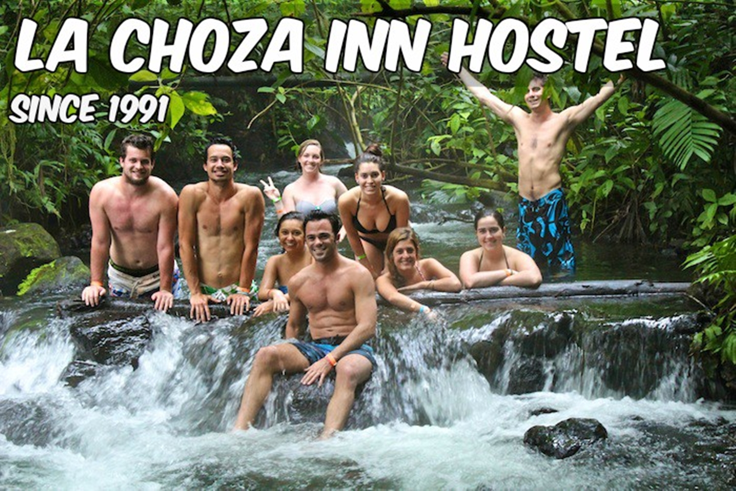 arenal volcano hostels backpackers