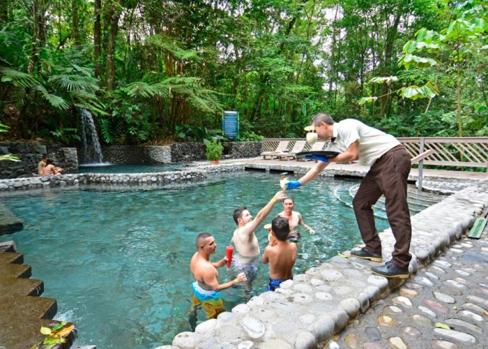 Eco Termales Arenal Volcano