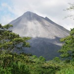 La Fortuna, Costa Rica. Arenal Volcano Hike tour