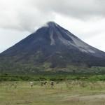 La fortuna arenal volcano hike