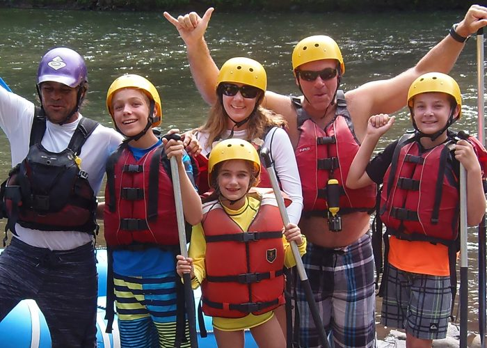Best river rafting