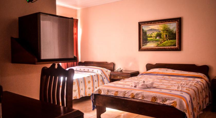 room arenal