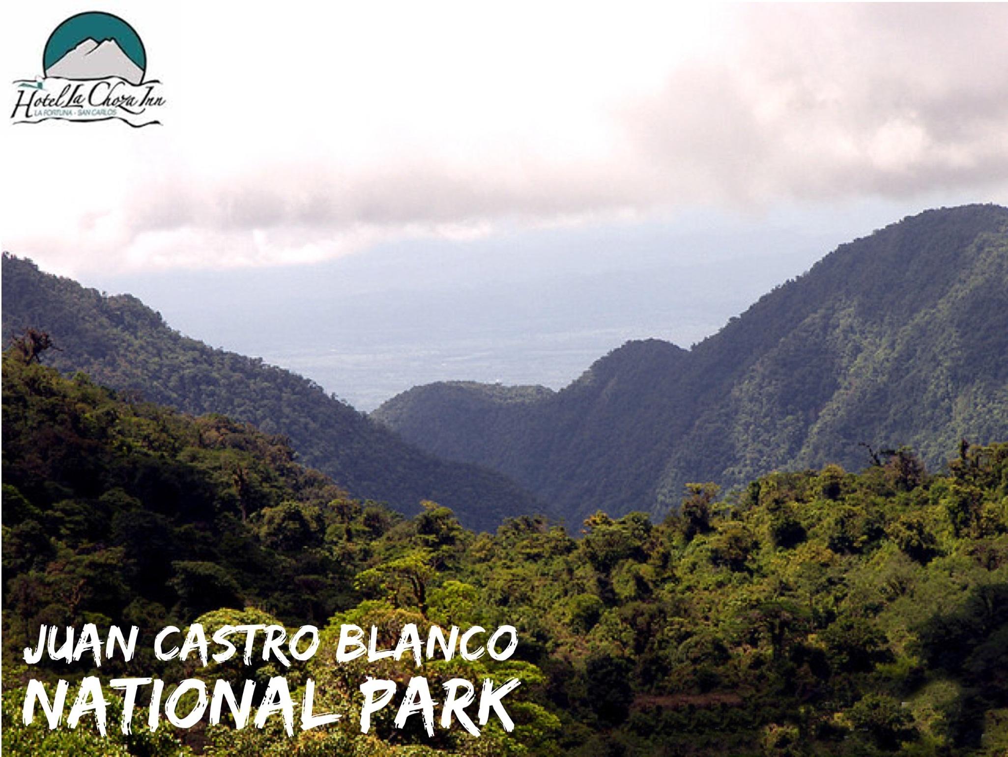 Parque nacional del agua costa rica