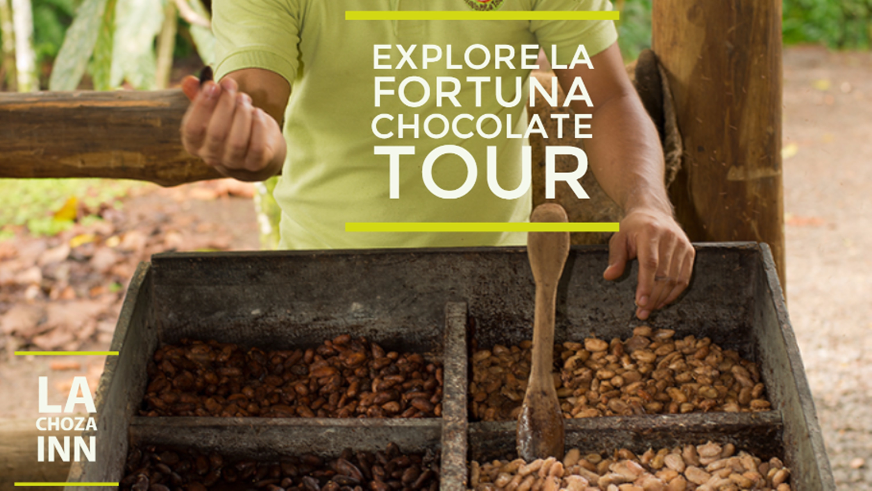 Arenal Chocolate Tour