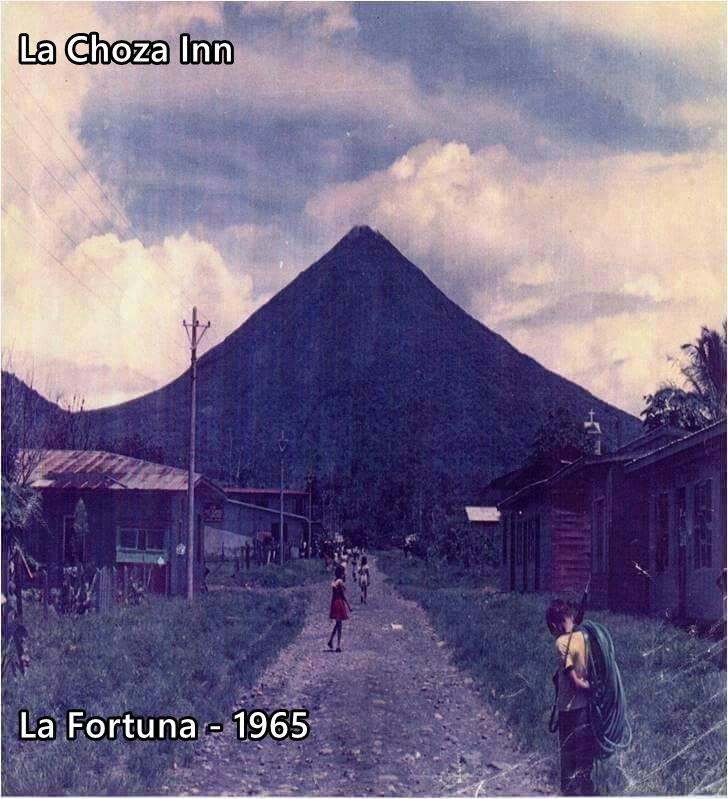 La Fortuna Volcán Arenal
