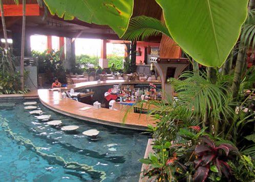 Baldi Hot Springs Arenal Volcano La Fortuna Costa Rica