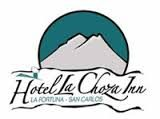La Choza Inn | Hostel  & Backpackers  | Arenal Volcano Logo