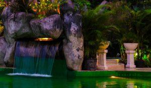hot springs la fortuna paradise