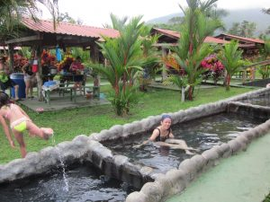 hot springs la fortuna