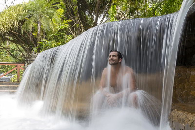 Tabacon Hot Springs Arenal