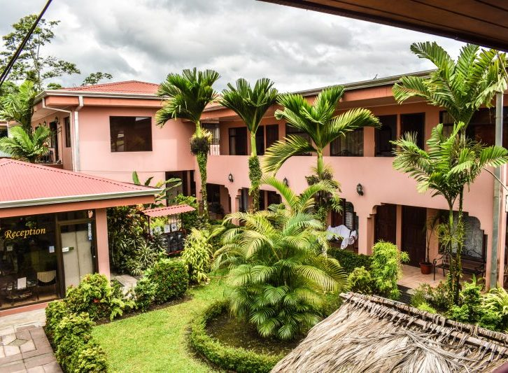hostel arenal costa rica
