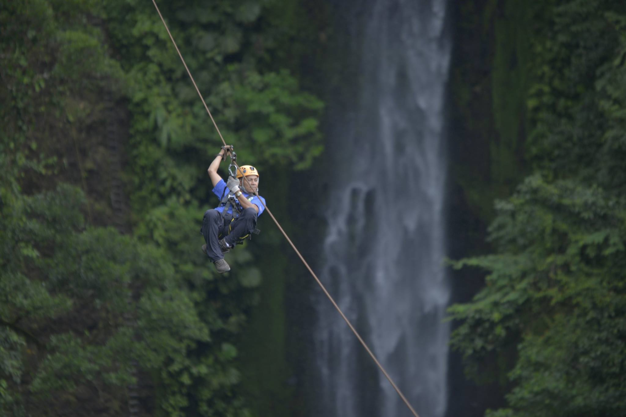 La Fortuna Arenal zip Line Canopy Tour