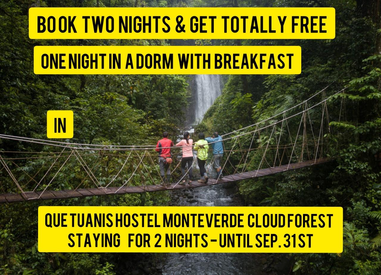 hostel monteverde cloud forest